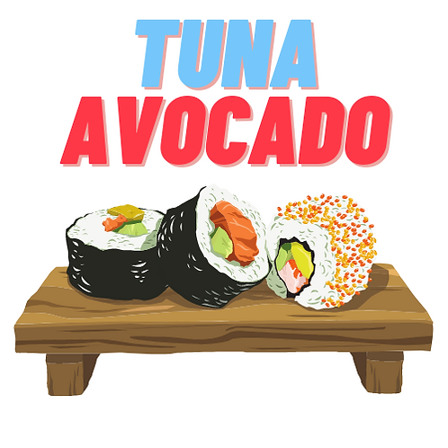 Tuna Avocado
