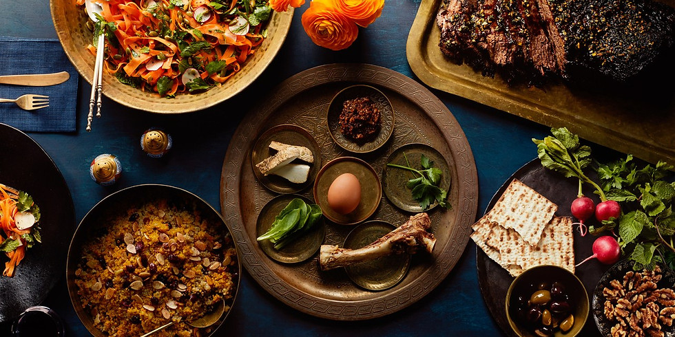 Young Adult Pesach Seder