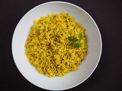 Mujadra Rice and Lentils