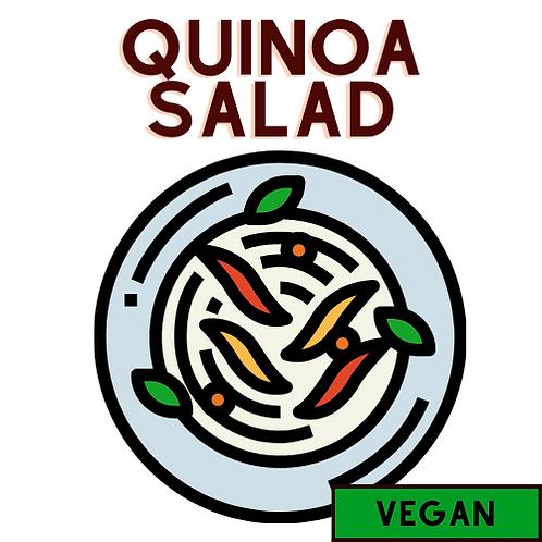 Pumpkin n' Cranberry Quinoa Salad