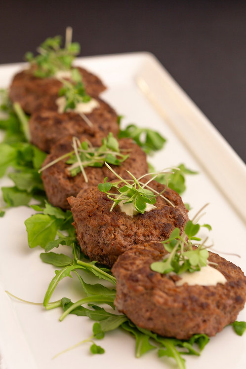 Beef n' Lamb Kebabs