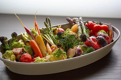 Roasted Seasonal Veggies