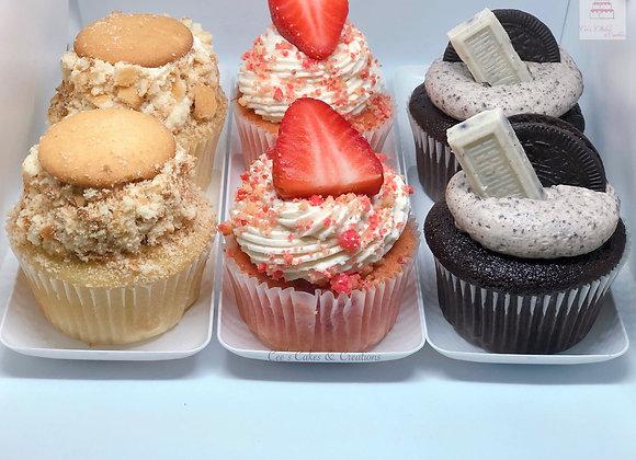 Triple C's VIP Cupcakes