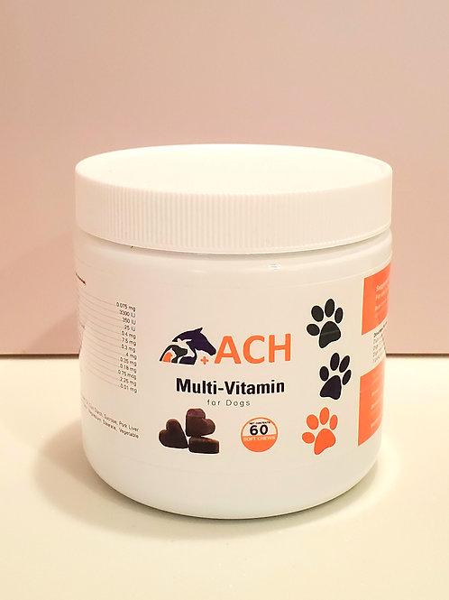 Multi-Vitamin Soft Chews for Dogs (60ct)