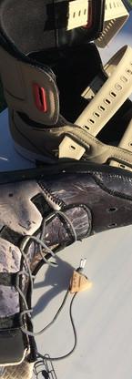 WAPH laces lacets wakeboard kitesurf