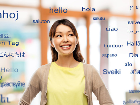 Learn a new language!