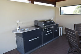 Outdoor kitchen/ Barbeque