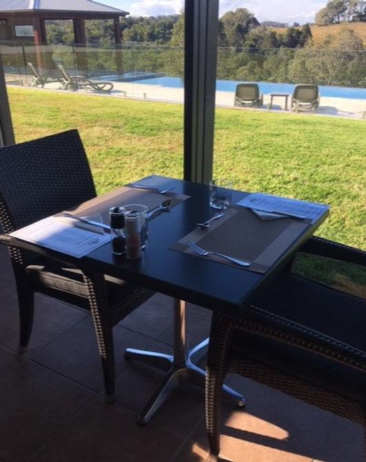 Breafast Table