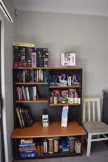 Games, books & Puzzels