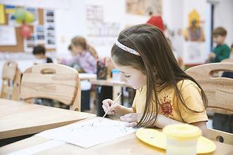 Elementary Art Class