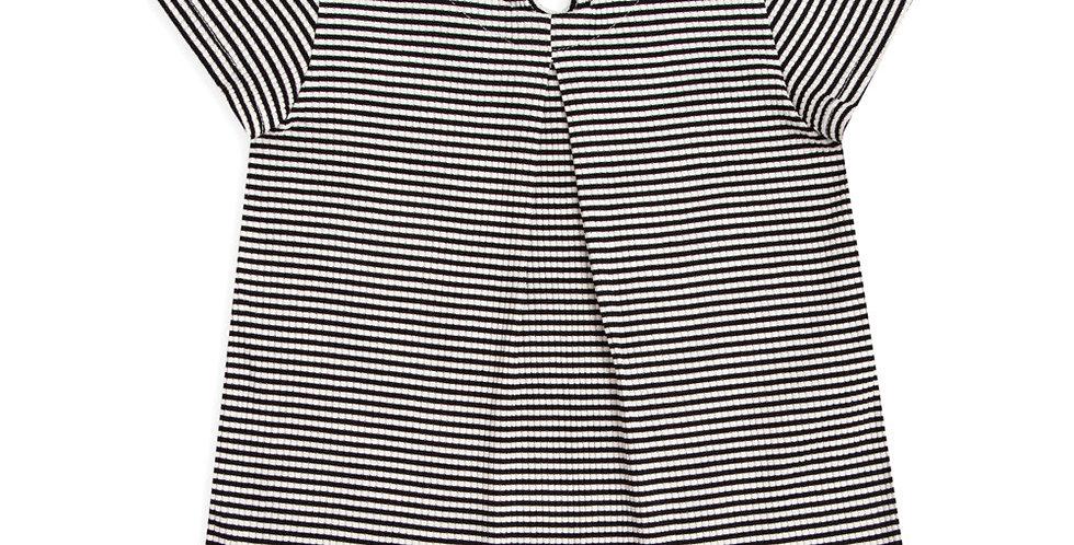 T-shirt Evase Listras