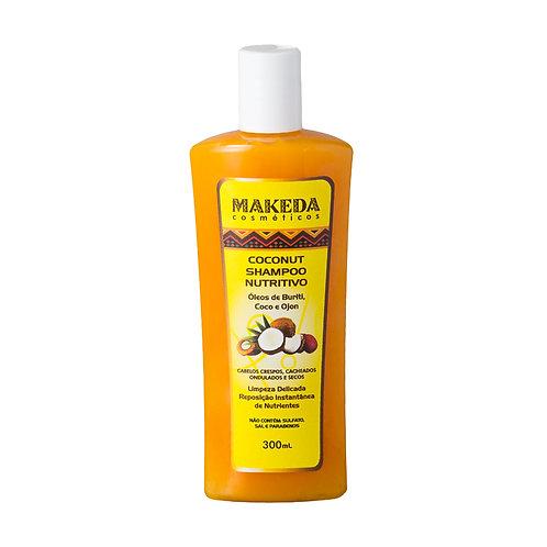 Coconut Shampoo Nutritivo 300ml