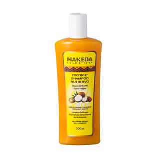 Shampoo Nutritivo Coconut 300ml