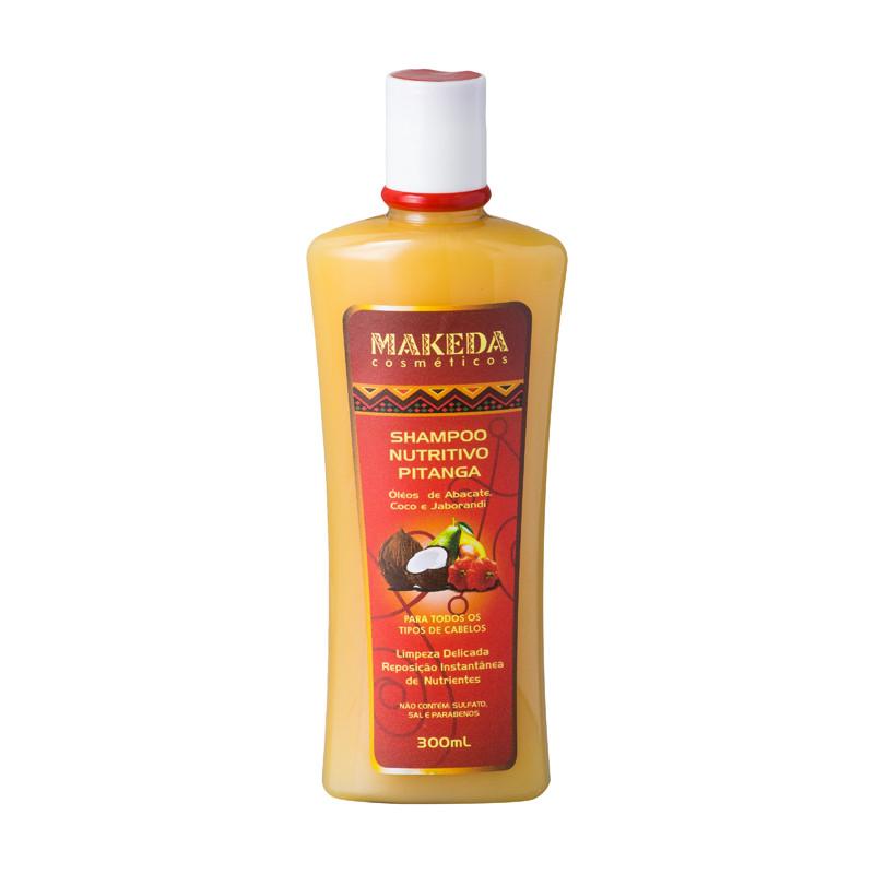 Shampoo Nutritivo Pitanga 300ml