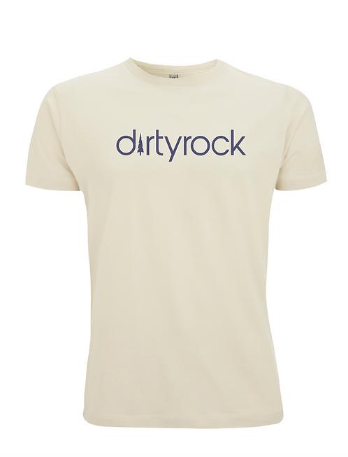 dirtyrock wordmark tee
