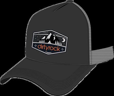 dirtyrock slate trucker cap
