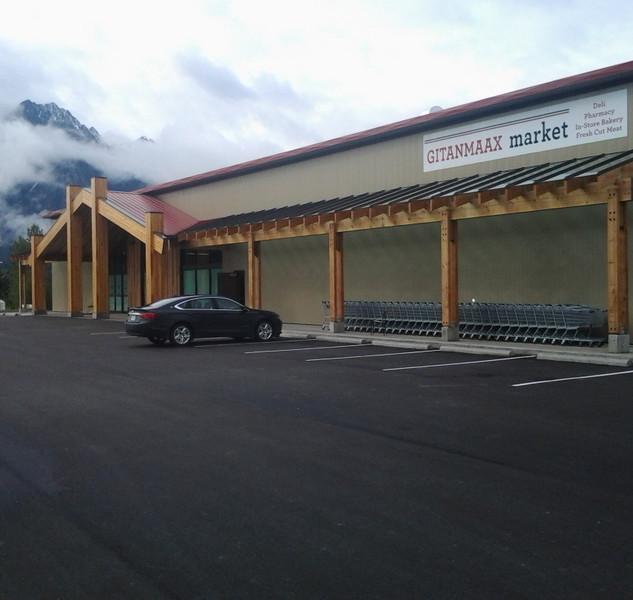 Gitanmaax Market