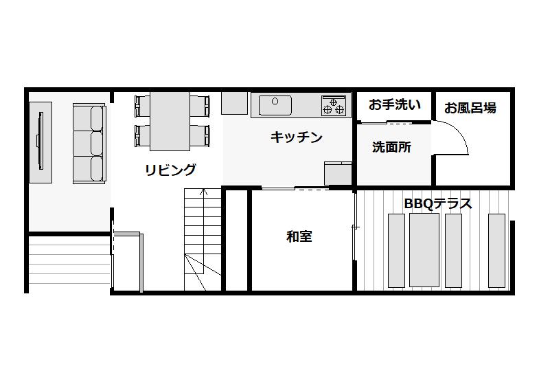 306号棟_間取り_1F
