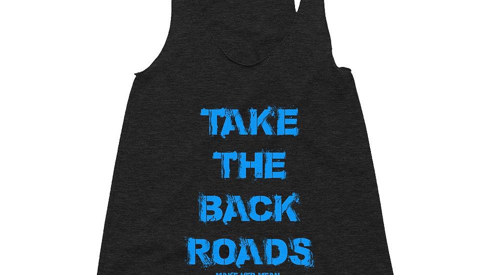 Backroads Jeepher Tri-Blend Tank
