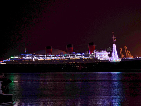The Mighty Queen Mary!