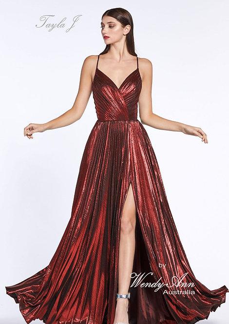 Wendy Ann Stunning A-line Dress