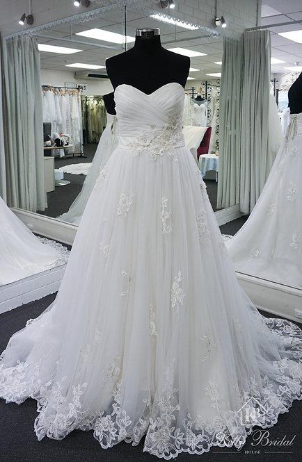 Britney Ball Gown Wedding Dress