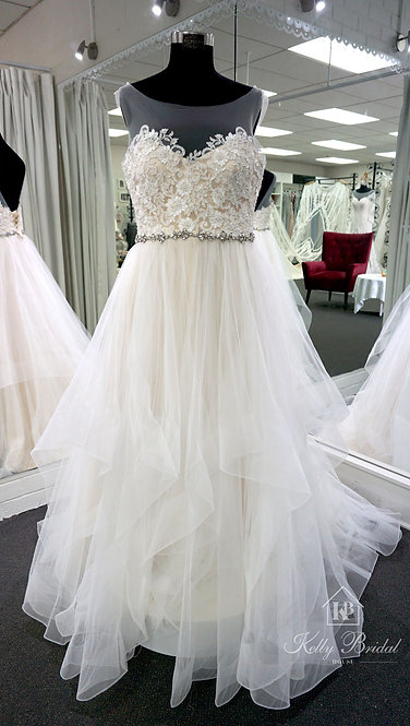 Bella Ball Gown Wedding Dress