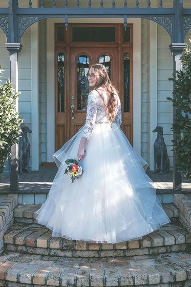 Anneke & Shaun Wedding Photo