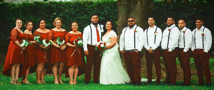 Geraldine Wedding Photo