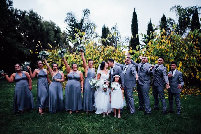 Triani Wedding Photo