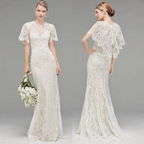 Margaret Mermaid Style Wedding Gown