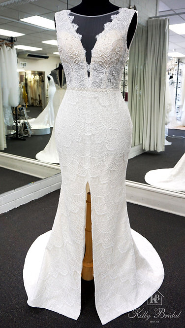 Mavis Mermaid Wedding Gown