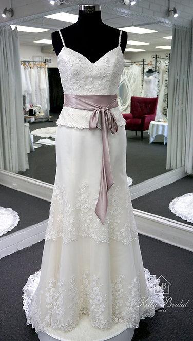 Nancy Mermaid Style Wedding Gown
