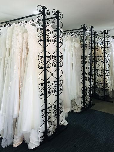 Kelly Bridal House Wedding Dress Selection
