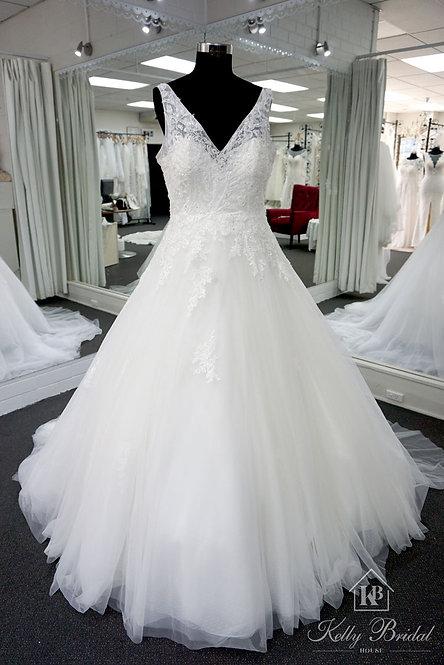 Bianca Ball Gown Wedding Dress