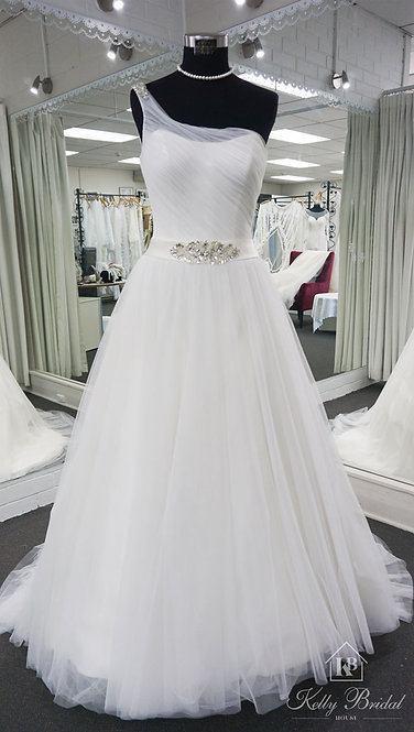 Becky Ball Gown Wedding Dress