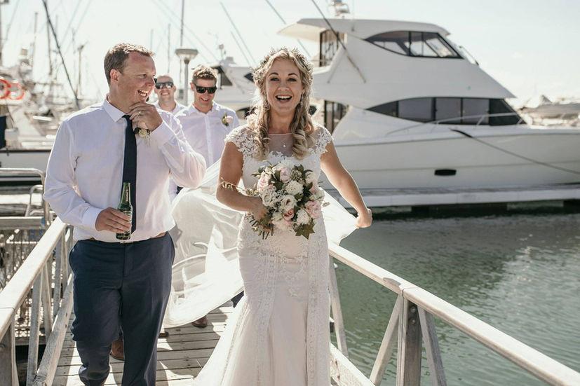 Klara Mikeskova Wedding Photo