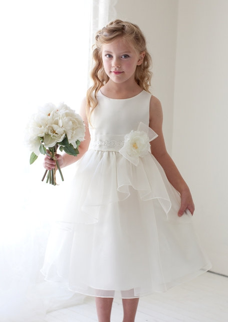 Francesca Flower Girl Dress