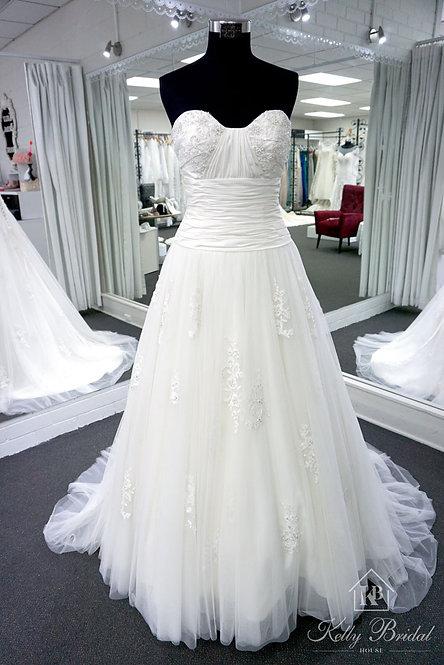 Bernice Ball Gown Wedding Dress