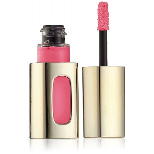 Loreal Extraordinaire Liquid Lipstick 102 Rose Finale