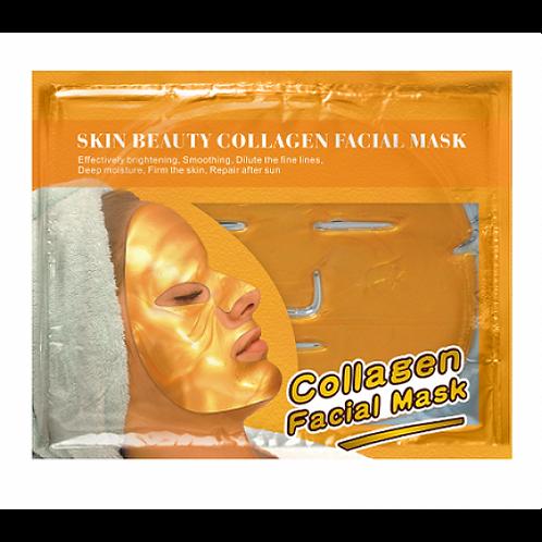 Premium Gold Bio Collagen Crystal Face Mask Anti ageing