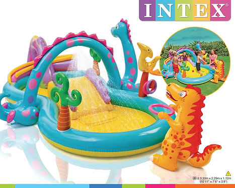 Intex Dinoland Playcentre (3+ Years)