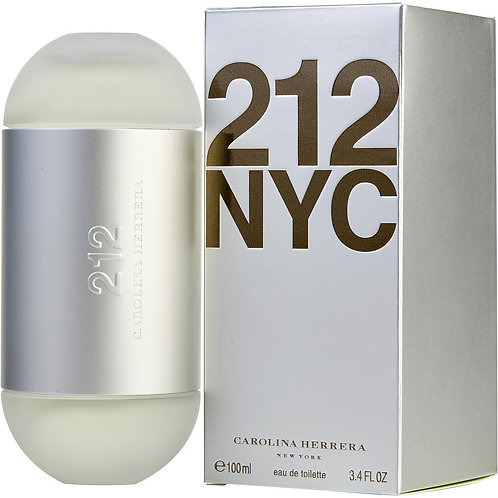 Carolina Herrera 212 NYC 100ml EDT Spray Ladies