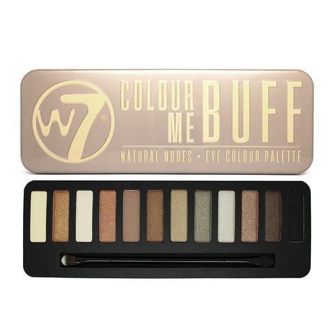 W7 Colour Me Buff