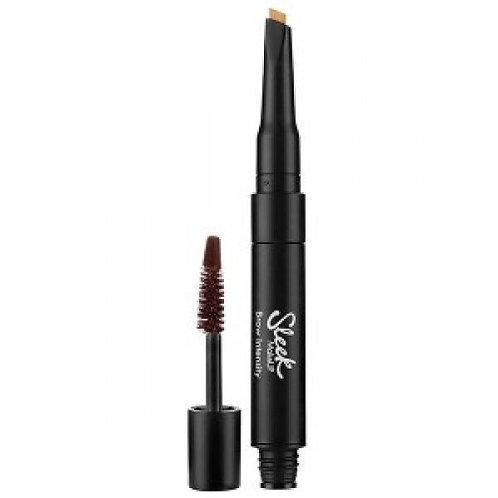Sleek Eyebrow Brow Intensity Mascara & Highlighter Dark 217