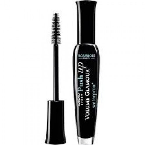 Bourjois Mascara Volume Glamour Push Up Black Waterproof 71