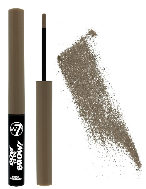 W7 Bow to The Brow Thickener Medium Brown