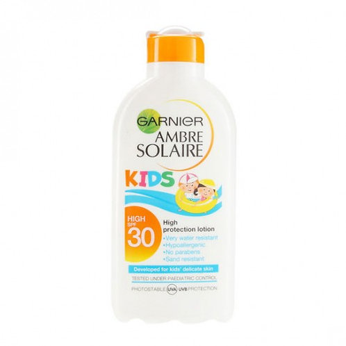 Garnier Ambre Solaire Kids Protection Lotion High SPF 30 - 200ml