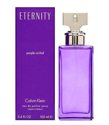 Calvin klein Eternity Purple Orchid 100ml EDP Spray Ladies