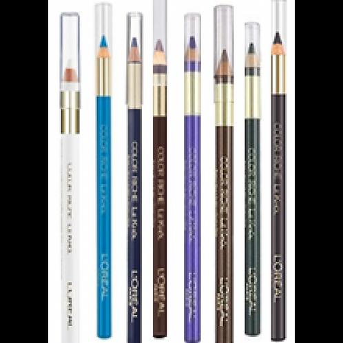 Loreal Superliner Le Khol Eye Pencils Assorted